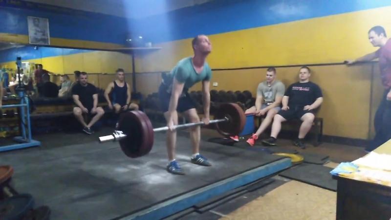 сорики05.05.18 150kg