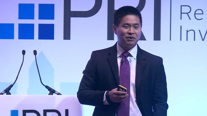 PRI in Person 2015 - Day 2 - Keynote: Brad Katsuyama | Keynote Address: Building a market that works for investors Brad Katsuyama, President and CEO, Investors @Exchange