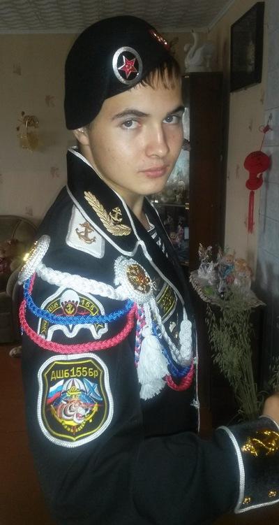 Михаил Кропотов, 8 октября , Хабаровск, id142021052