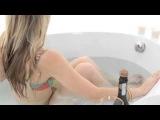 Эрика   компактная угловая акриловая ванна с гидромассажем