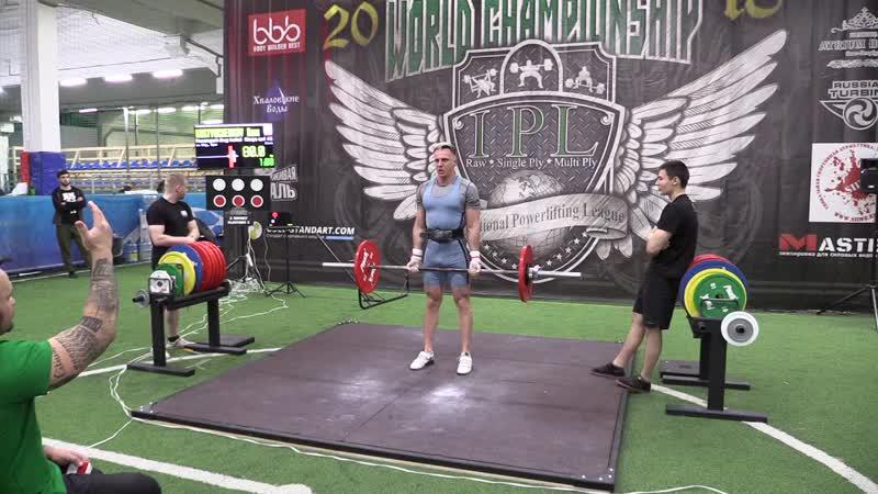 Костюченков Константин подъем на бицепс 80 кг