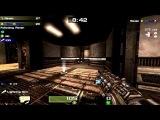 Quake 4  - Playing FFA with ping 220