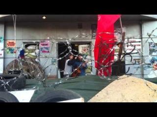 Братья Золотухины: Листик. СБУ Луганск(Lugansk) 25.04.2014