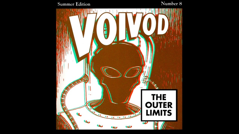 Voïvod – The Outer Limits [FULL ALBUM | HQ SOUND]