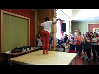2nd International Istanbul dance festival 2013, Maykel Fonts Lady Style workshop