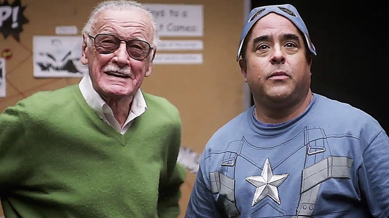 STAN LEE CAMEO SCHOOL feat Kevin Smith, Tara Reid, Michael Rooker, Jason Mewes and Lou Ferrigno