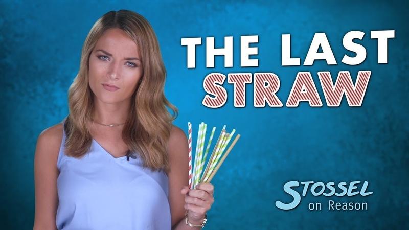 Stossel: Plastic Straw Myths