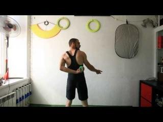 #47.1.1.Упражнение Ямамура I видео уроки по жонглированию от ПГ