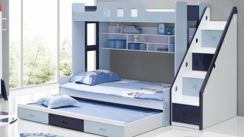 Cool Bunk Beds Ideas for Small Room