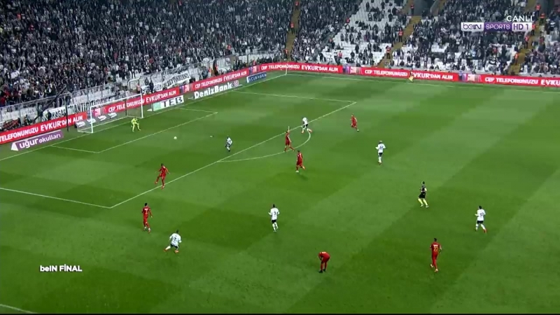SL 2017 18 Beşiktaş 2 0 Kayserispor