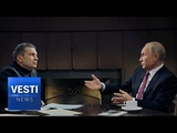 Solovievs Exclusive Interview With President Putin - The New World Order and Russias Place in It