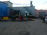 Эвакуатор со сдвижной платформой в Минске