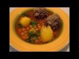 Бозбаш --азербайджанское национальное  блюдо
