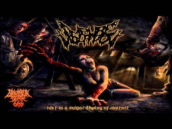 Impure Violation - Lust In A Vulgar Display Of Violence (2015) {Full-Album}