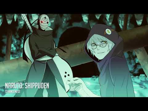 Naruto Shippuden OST I - Strangeness