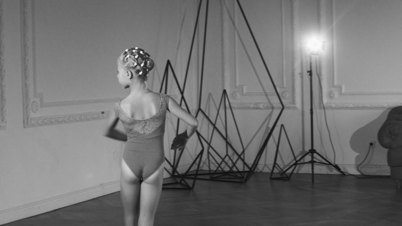 """Ксения Третьякова. Вариация Авроры из балета """"Спящая красавица"""""""