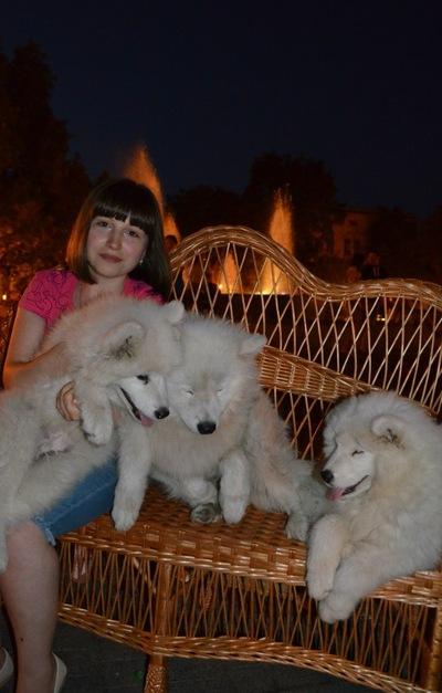 Віка Борисевич, 20 августа , Томск, id150838520