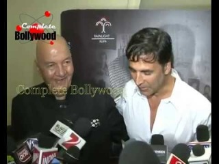 Star Studded Biography of Prem Chopra launched by his daughter Rakita Nanda Part-2