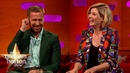 Jodie Whittaker's Hometown Nickname is 'Shat' | The Graham Norton Show