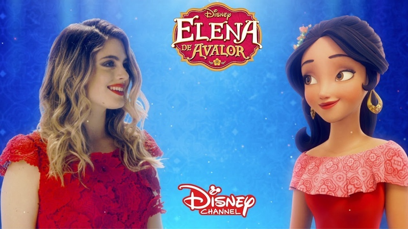 Es la Hora (Chiara Parravicini) | Video Musical | Elena de Avalor