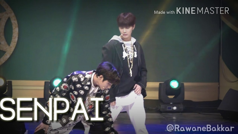 MOON TAEIL SENPAI | K-POP IS VERY NO FUN