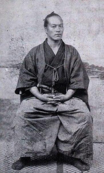 Ямаока Тэссю ( 山岡 鉄舟 – Yamaoka Tesshū,10.06.1836 – 19.07.1888 )