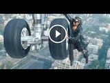 krrish 3 Hrithik Roshan flight or aeroplane action scene