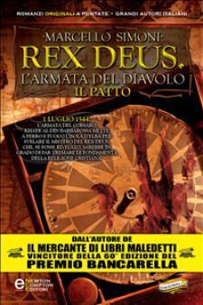 [Libro] Marcello Simoni - Rex Deus. L'armata del diavolo vol.01. Il patto (2012) - ITA
