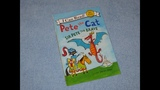 Pete The Cat - Sir Pete The Brave Children's Read Aloud Story Book For Kids By James Dean