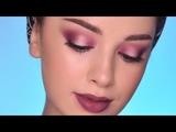 Soft Romantic Smokey Eye Makeup Tutorial Valentine's Day Makeup