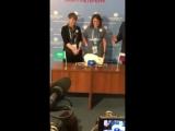 Эрмитажный кот Ахилл предсказал победу сборной России в матче открытия #ЧМ2018 #Ф2018