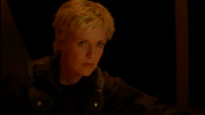 SG-1. Season 6.12. Unnatural Selection. (Part 2)
