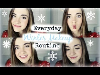 My Everyday Winter Makeup Routine!