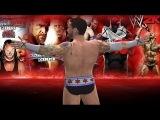 Эволюция СМ Панка в играх WWE (SvR 2008-WWE 2K14)