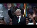 Новый президент Мексики принял присягу