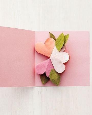 Красивейшая обьемная открытка Обязательно сохраняй себе, чтоб не потерять!