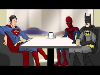 Как должен был закончиться Новый Человек-Паук/How The Amazing Spider-Man Should Have Ended