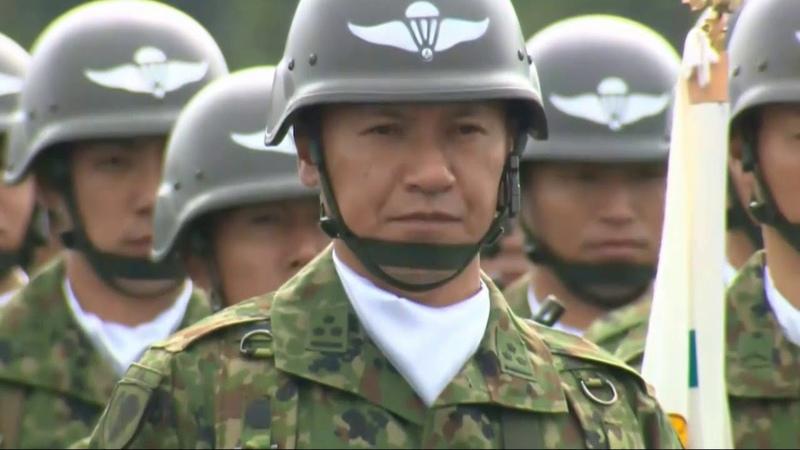 <公式・安倍総理観閲>平成30年度自衛隊記念日観閲式(HDノーカット)