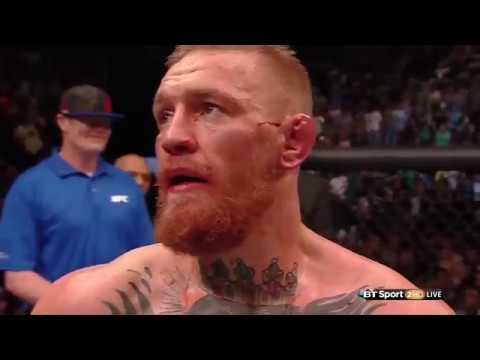 Все бои Макгрегора в UFC за 11 минут