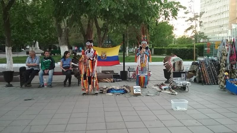 Эквадорцы в Оренбурге