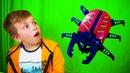 Видеообзор на Робот Жук летающий 88555 Silverlit