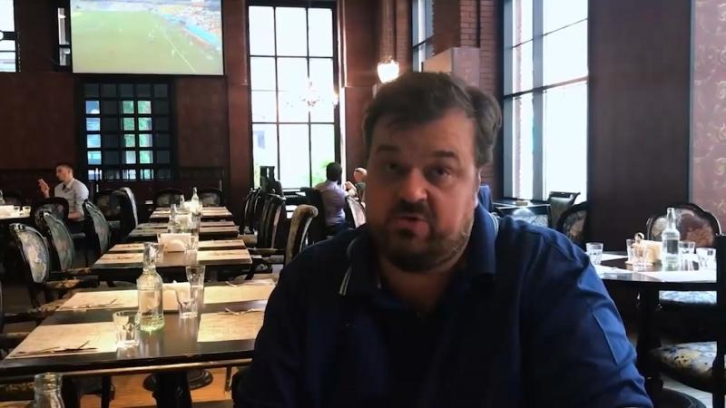 Василий Уткин больше не будет комментировать матчи Чемпионата мира на Первом канале