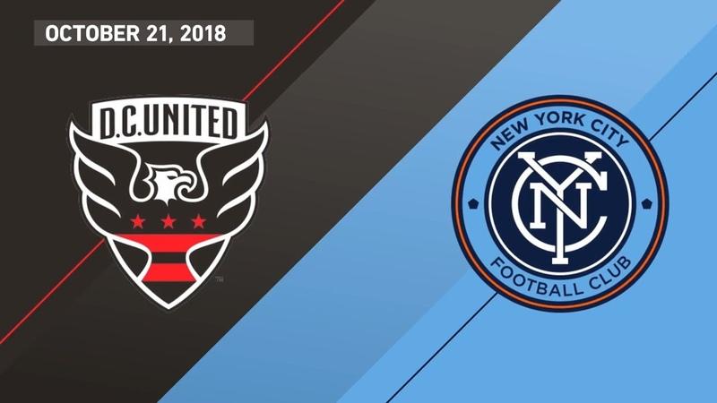 HIGHLIGHTS: DC United vs. New York City FC | October 21, 2018