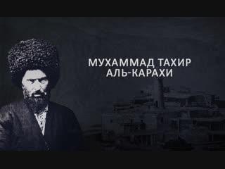 Историограф Имама Шамиля.