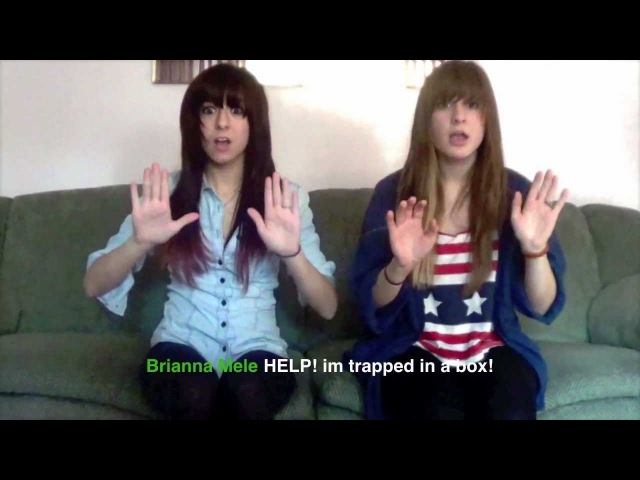 'One Big Family' - Above All That Is Random 6 - Christina Grimmie Sarah