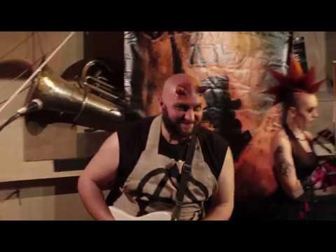 Спектакль Джо концерт в Гандж'Ю'басс бар Донецк Презентация альбома Рукописи не горят 21 04 2018