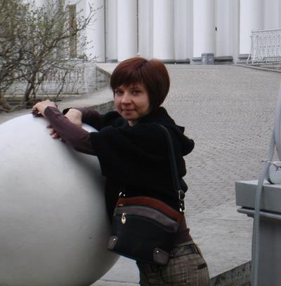 Анастасия Баринова, 2 января 1983, Москва, id14450956