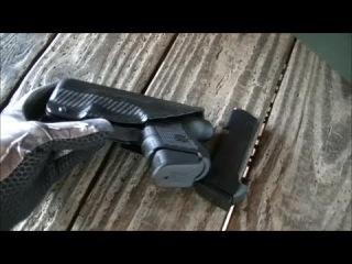 Пистолеты Глок 26 и Глок 19: стрельба