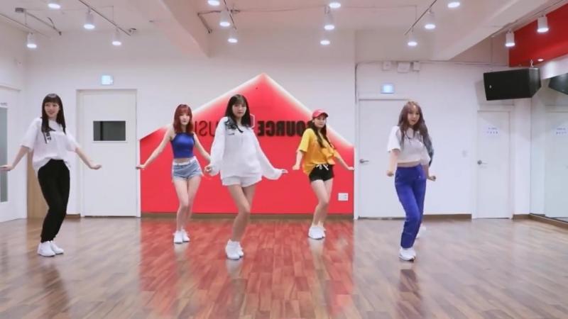 GFRIEND - 여름여름해 (Sunny Summer) Dance Practice [Mirrored]