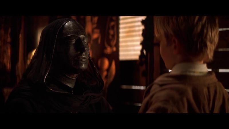 Алекс впервые встречается с Имхотепом Мумия возвращается
